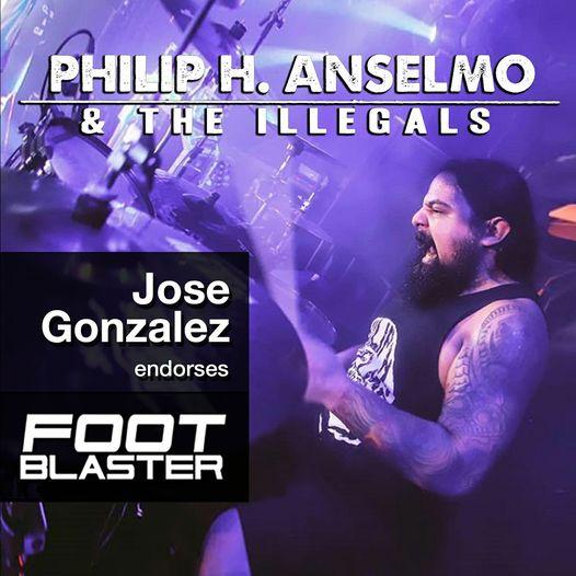 jose-gonzalez-philip-anselmo-footblaster