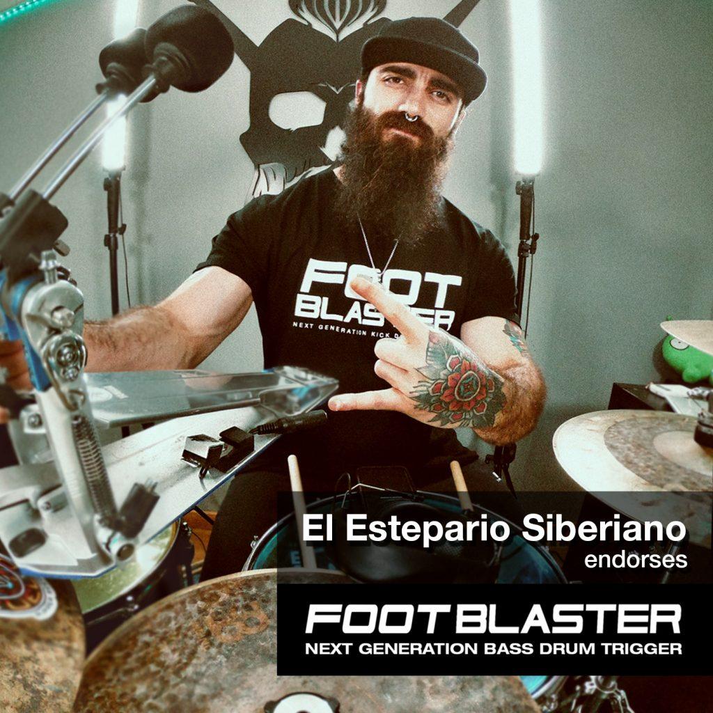 El Estepario Siberiano FootBlaster Trigger